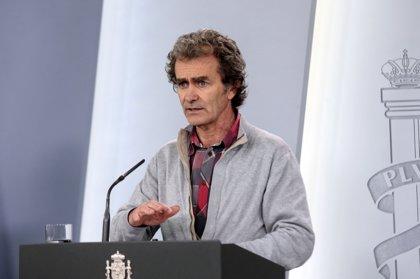 """Simón dice que progresivamente se mejorará la calidad de los datos y pide """"dar el margen adecuado"""" a CCAA"""