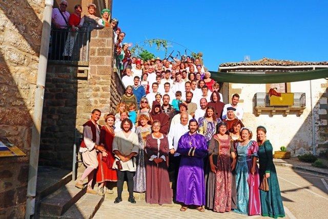 Jornadas culturales de Urriés