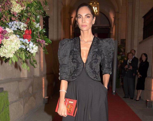 Eugenia Silva, en una foto de archivo de Europa Press