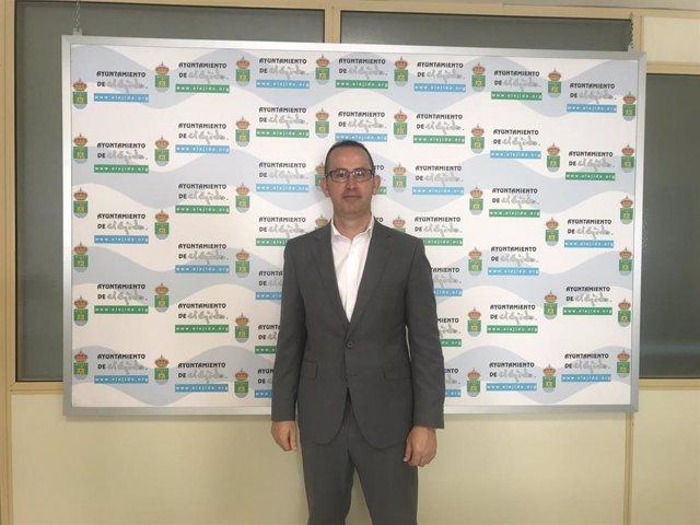 El portavoz de Ciudadanos en El Ejido, Cecilio Vargas