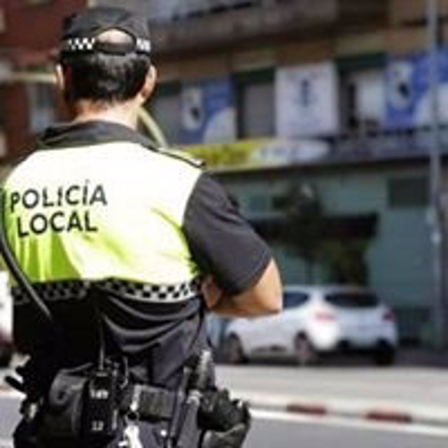Policía Local de Íllora en una imagen de archivo