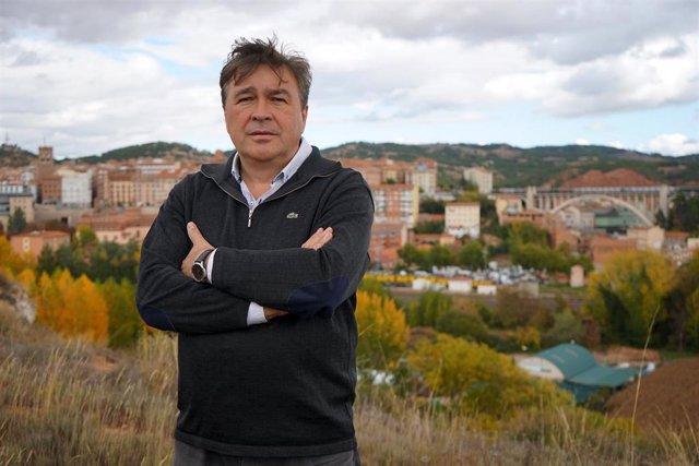 El diputado Teruel Existe, Tomás Guitarte