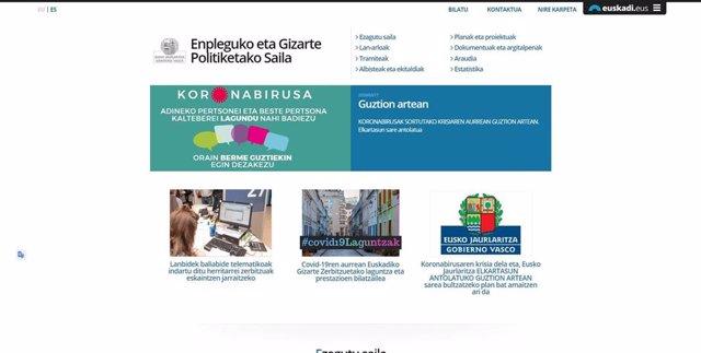 Portal de consulta sobre las ayudas sociales
