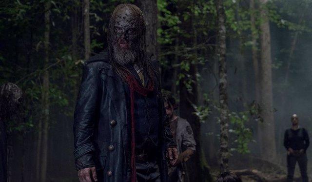 Beta en The Walking Dead