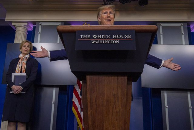 Trump leads Coronavirus Task Force press briefing