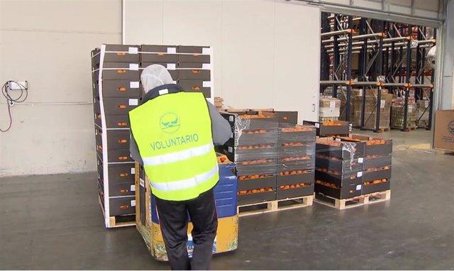 McDonald's dona más de 128 toneladas de alimentos en España para hacer frente a la crisis