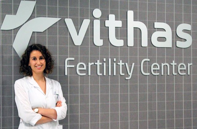 Doctora Naira González, de la Unidad de Reproducción Humana Asistida del Hospital Vithas Nuestra Señora de Fátima, de Vigo (Pontevedra).