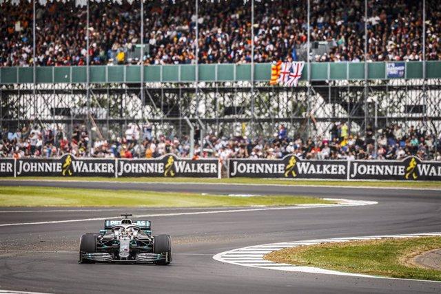 """Fórmula 1.- El circuito de Silverstone, """"absolutamente"""" preparado para celebrar"""
