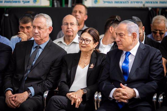 Israel.- Netanyahu y Gantz acercan posturas y allanan el camino a un acuerdo par