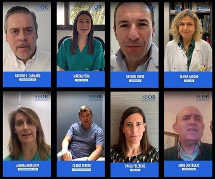 """SEOR lanza un vídeo para recordar que la Oncología Radioterápica en España está """"al pie del cañón"""""""