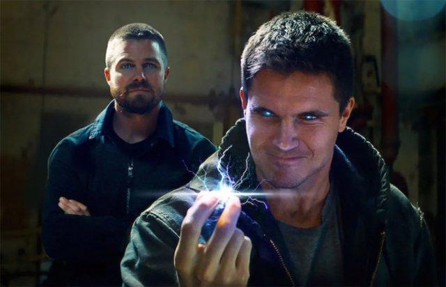 Curiosidades de Code 8, la película de Robbie y Stephen Amell que arrasa en Netflix