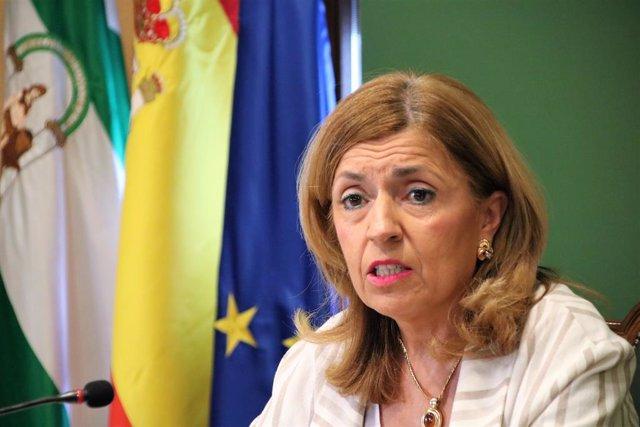 Coronavirus.- Inspección de la Junta visita residencias de Belalcázar (Córdoba)