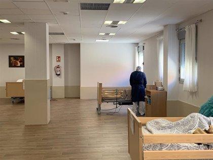 Más de 700 personas han reforzado la plantilla de los centros residenciales de Sanitas Mayores