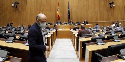 La ausencia de diputados impide a la Comisión de Sanidad del Congreso poner fecha a nuevas comparecencias