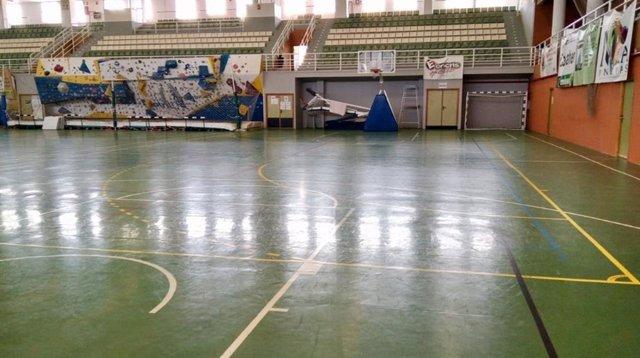 Pabellón deportivo de Motril