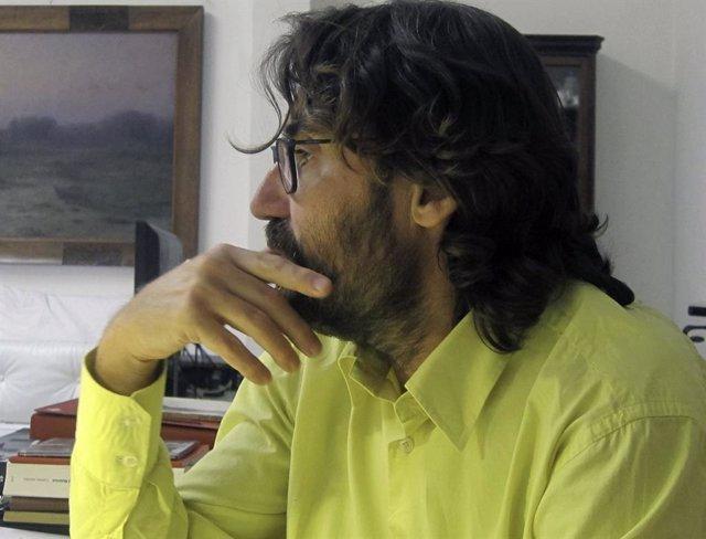 L'escriptor Julià Guillamon