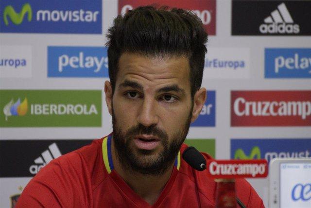 Fútbol.- Cesc Fábregas cree que la prórroga de la final del Mundial es su mejor