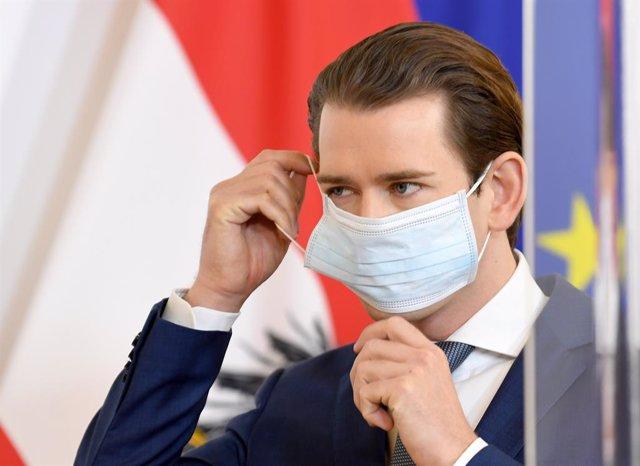 Coronavirus.- Los miembros del Gobierno de Austria donan un mes de salario para