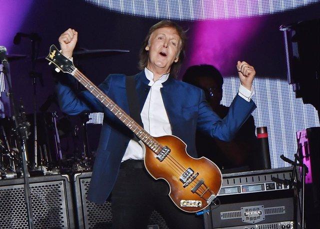 Paul McCartney In Concert - East Rutherford, NJ
