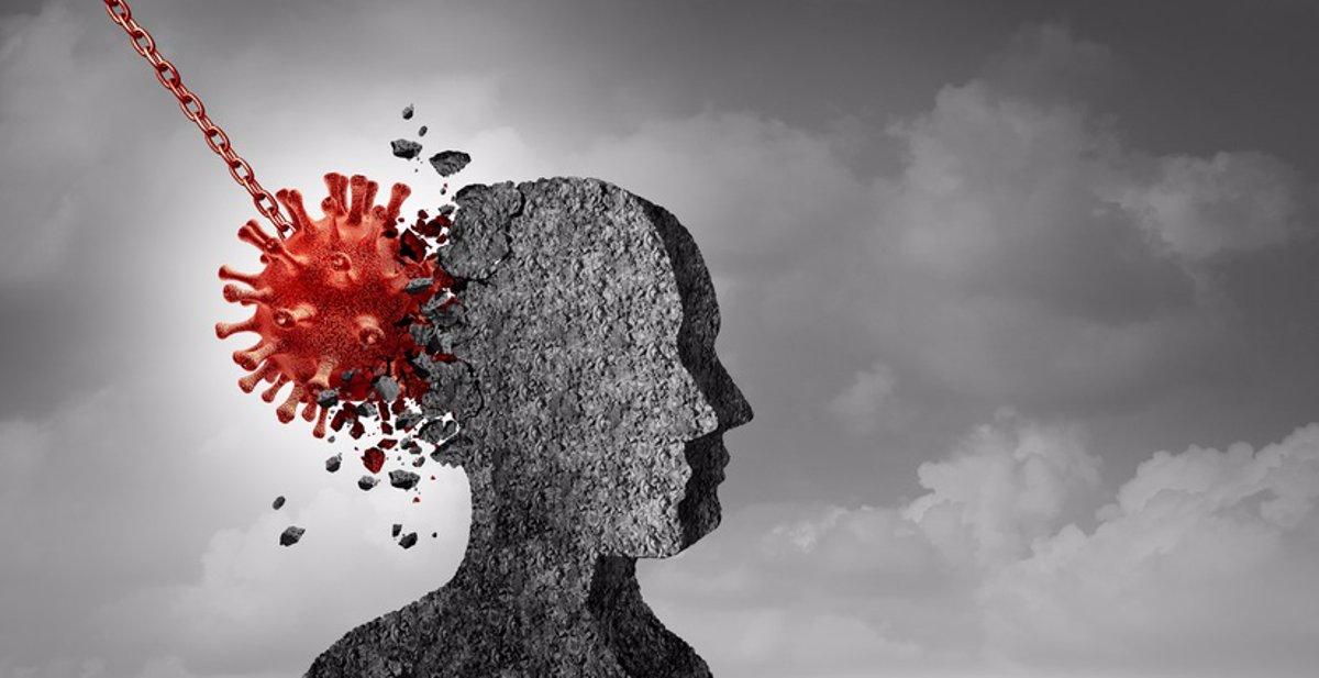 Cómo afecta la Covid-19 al cerebro