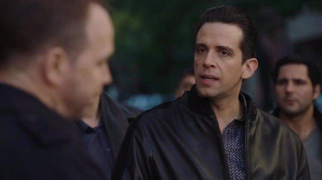Nick Cordero en Familia de policías (Blue Bloods)