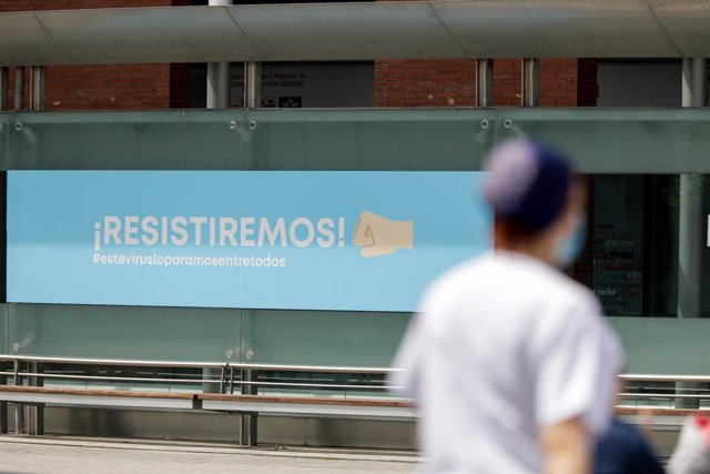 AV.- Coronavirus.- España suma 430 muertes en las últimas 24 horas, un leve incr