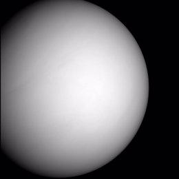 Datos fortuitos desafían la comprensión de la atmósfera de Venus