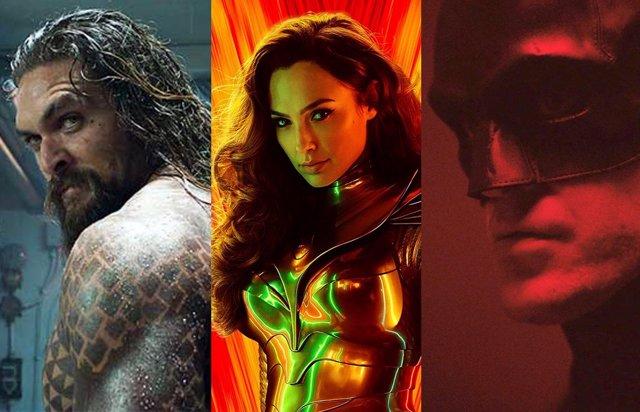 Calendario de estrenos de películas de DC comics