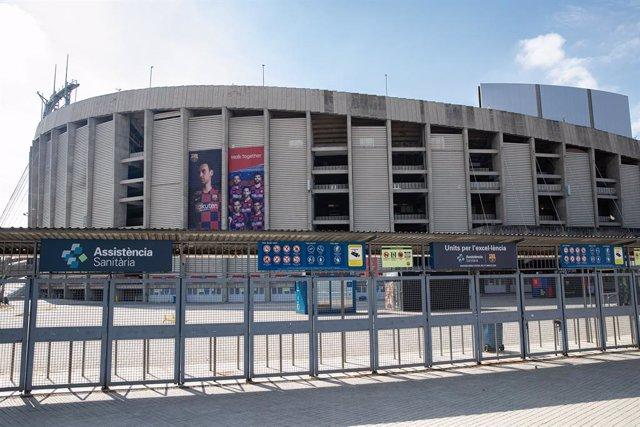 Fútbol.- El Barça cede los derechos del nombre del Camp Nou a su fundación para