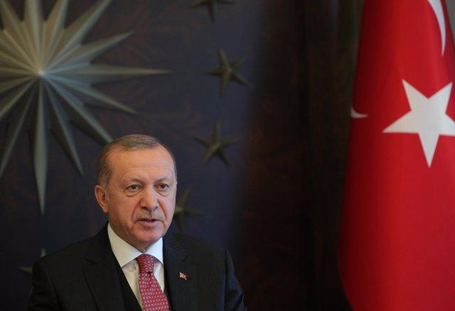 """Coronavirus.- Erdogan dice que Turquía ha logrado """"aplanar"""" la curva y espera un"""
