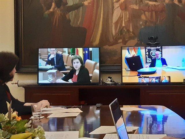 Encuentro de la comisión de seguimiento del PFEA