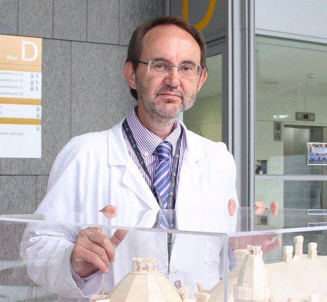 El presidente del Grupo Cooperativo de Estudio y Tratamiento de las Leucemias Agudas y Mielodisplásicas (CETLAM), Jorge Sierra