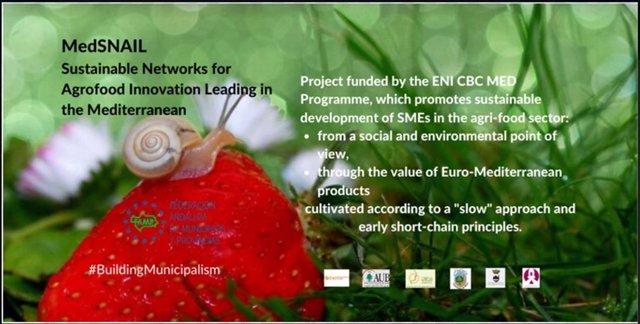 Proyecto Medsnail en el que participa la FAMP