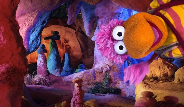 Imagen del reboot de Fraggle Rock