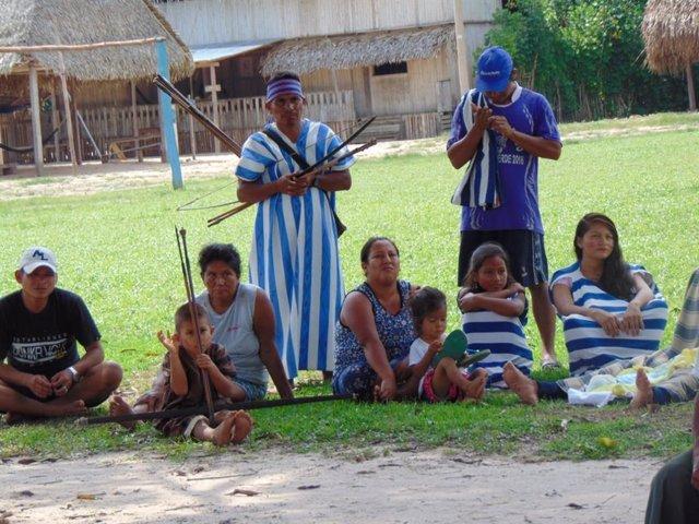 Deporte y Desarrollo y Triodos Bank lanzan un 'crowfunding' para indígenas del A