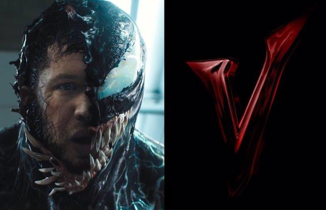 Logo de la secuela de Venom