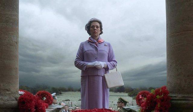 Imagen de la última temporada de The Crown