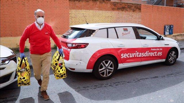 Securitas Direct pone a disposición de colectivos vulnerables su red de voluntarios para luchar contra el Covid-19