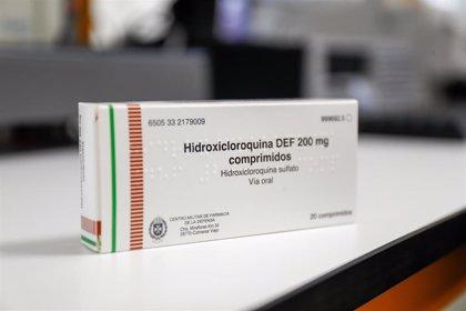 Sanidad advierte de combinar cloroquina o hidroxicloroquina con otros fármacos que prolongan el intervalo QT