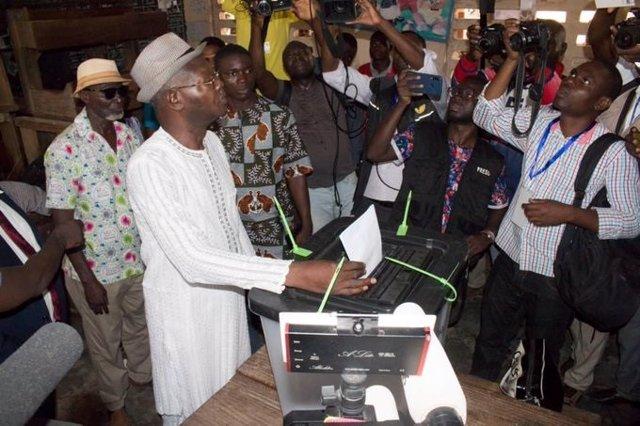 Togo.- Detenido en Togo el principal líder opositor y segundo en las presidencia