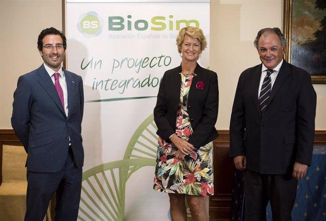 Nombramiento de Regina Múzquiz como directora general de BioSim