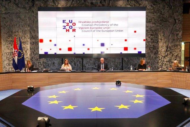 JJ.OO.- Los Comités Olímpicos Europeos piden el apoyo de la UE al deporte ante l