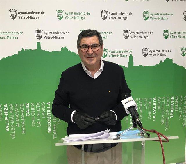 Np: El Ayuntamiento De Vélez Málaga Realizará Test De Coronavirus Al Personal Municipal De Mayor Riesgo