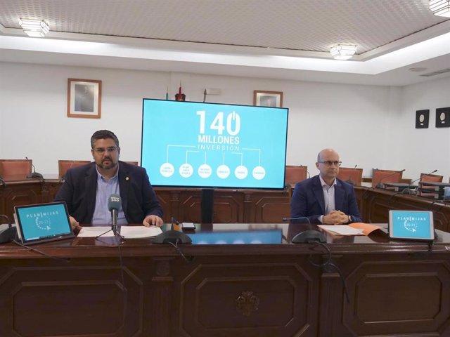Presentación del plan de recuperación económica de Mijas