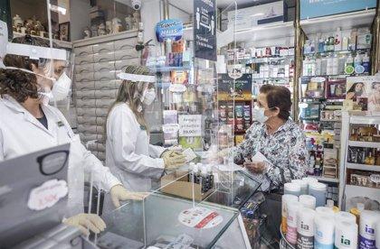 Más de 450 profesionales de farmacia están afectados y, al menos, 12 han fallecido por Covid-19