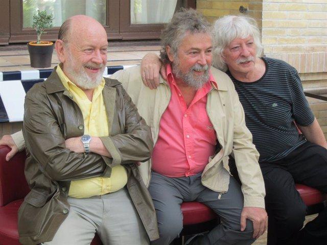 VÍDEO: Fallece a los 77 años Marcos Mundstock, miembro de Les Luthiers