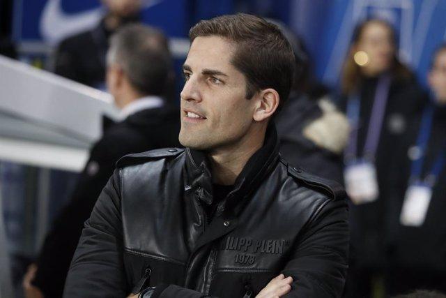"""Fútbol.- Robert Moreno: """"Soy consciente de que estoy viviendo el sueño de muchos"""
