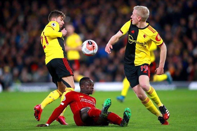 Fútbol.- El Watford será el último club de la Premier con un aplazamiento salari