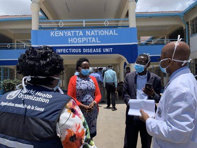 Coronavirus.- HRW denuncia que la Policía de Kenia ha matado a siete personas du