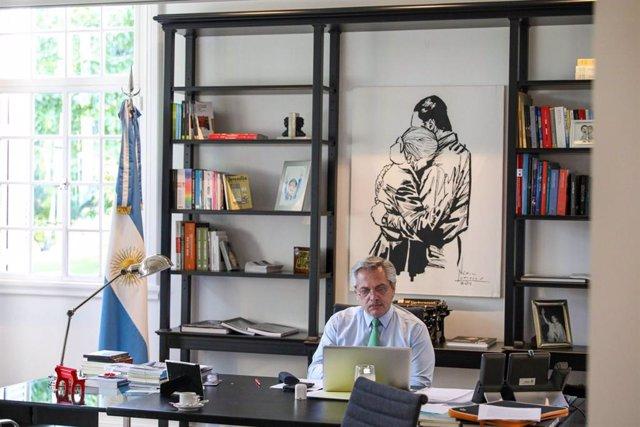 Argentina.- Argentina no pagará 500 millones en intereses y espera respuesta a s